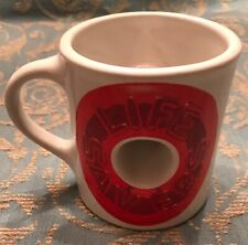 Memorabilia: LIFESAVERS COFFEE CUP Hole in the Center