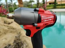 "Milwaukee 2852-20 M18 FUEL 3/8"" 600 FT/LBS Torque Wrench Impact"