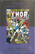 Thor The Quest For Odin Premiere HC Volume 60 NEW SEALED OOP