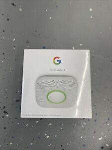 Nest Protect Smoke and Carbon Monoxide Alarm 2nd Gen S3000BWES
