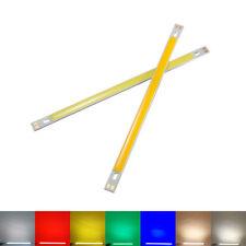 12V 12W LED COB Strip Light Panel Surface Lamp Beads Bulb Home Lighting Decor