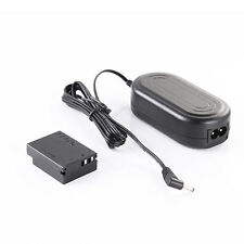New ACKDC80 AC Power Adapter for Canon Powershot SX10 SX40HS G1X Camera