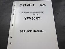 Yamaha OEM Shop Service Manual for Raptor 90 Models 2009-2013 LIT-11616-22