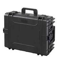 Waterproof Equipment Gear Laptop Travel Hard Case Box MAX540H190 w/ Foam Black