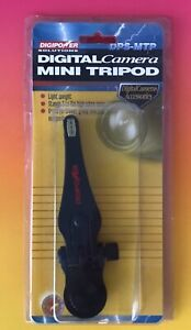 DIGIPOWER Mini Pocket Tripod Digital Camera, Universal Holder