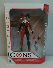 DC Comics Collectibles Icons Harley Quinn No Man's Land 13 Figure NEW SEALED