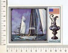 36752) GRENADA Grenadines 1987 MNH** America's Cup