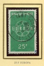 STAMP / TIMBRE FRANCE OBLITERE N° 1218 EUROPA