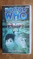 Doctor Who - The Daleks (VHS/H, 2001) - William Hartnell