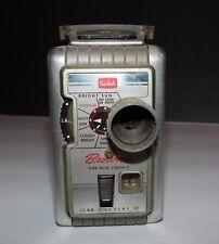 Vintage Kodak Brownie 8mm Movie Camera II, Untested for Parts or Display