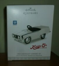 Hallmark 1969 Chevrolet Camaro Ss Kiddie Car Classics New