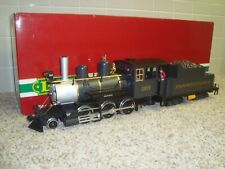 LGB Black Pennsylvania Steam Mogul Train Engine G scale 28192 with smoke & sound