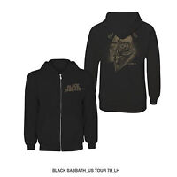 Black Sabbath Hooded Top: Tour 78' - SIZE 2XL