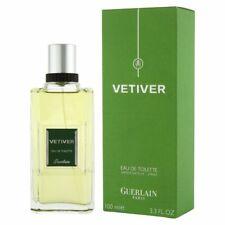 Vetiver by Guerlain For Men 3.3 oz Eau de Toilette Spray New In Box Sealed