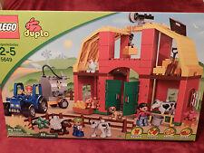 Lego Duplo #5649 Big Farm Ville New Sealed