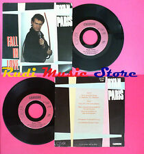 LP 45 7'' RYAN PARIS Fall in love 1984 france CLEVER CARRERE 13369 no cd mc dvd