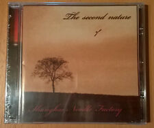 The Second Nature Of SHANGHAI NOODLE FACTORY (CD sealed) VOODOO LAKE JOE PITTS