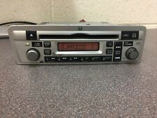 Honda Civic Car Radio Stereo Cd Player With Code Pioneer Model Deh-M6067zh