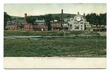 1906 STC movement factory thoinaston conneticut used postcard