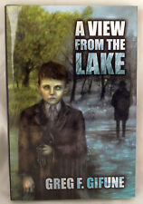A VIEW FROM THE LAKE GREG F GIFUNE SIGNED LIMITED EDITION 67/100 MINT UNREAD