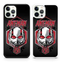 Ant-Man Superhero Comic Book Movie Logo Scott Lang Avengers Phone Case Cover