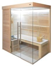 Sauna 180x120, Eco-Ofen