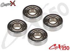 CopterX CX250-09-01 Bearings 1.5x4x1.2mm Align T-rex Trex 250 PRO