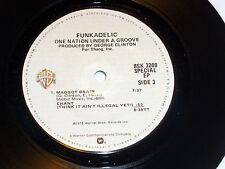 Funkadelic: One Nation Under a Groove- Maggot Brain  [Unplayed Copy]