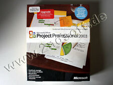2003 Project Professional con 1 cal Update, Inglés-nuevo, SKU: h30-00465