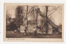 Twentsch Landschap 1918 Netherlands Postcard 159a