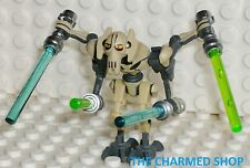 "Star Wars Lego Mini Figure GENERAL GRIEVOUS * NEW * 8095 & 9515 "" RARE """