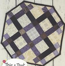 Sticks & Stones quilt pattern by Sherri K. Falls of This & That Pattern Co