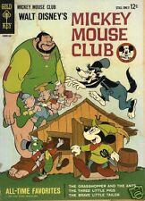 RARE GOLD KEY COMIC WALT DISNEY'S MICKEY MOUSE CLUB,#1