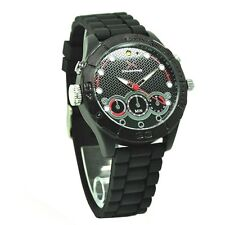 8GB NASCOSTA SPY WATCH VIDEOCAMERA IR NIGHT VISION WATERPROOF FULL HD 720P H. 264