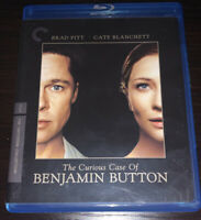 The Curious Case of Benjamin Button (Blu-ray Disc, 2-Disc) Criterion Collection