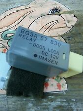 99-00 MAZDA MX-5 MIATA OEM RELAY DOOR LOCK IMASEN BG5A 67 830