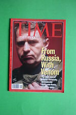 TIME rivista N.28 magazine JULY 11 1994 FROM RUSSIA WITH VENOM VLAD. ZHIRINOVSKY