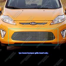 Fits 2011-2013 Ford Fiesta Hatchback Bumper Billet Grille Grill Insert