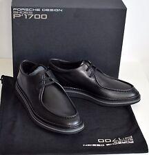 Porsche Design Hommes Chaussures p'1700 ma dl8 en Cuir Taille 44,5 UK 10 US 11
