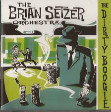 Brian Setzer Orchestra  - The Dirty Boogie ( CD 2012 ) NEW / SEALED