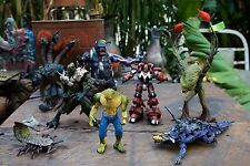 Many Action Figures/Creatures/Legends-Stan Winston, Marvel, McFarlane Collection