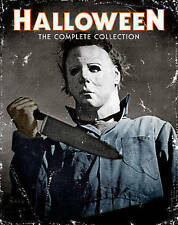 Halloween: The Complete Collection [Blu-ray], New DVDs