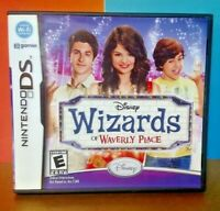 Disney Wizards Waverly Place -  Nintendo DS DS Lite 3DS 2DS Game Complete Tested