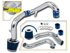 BCP BLUE 01-05 Honda Civic 1.7L L4 MT Cold Air Intake System + Air Filter