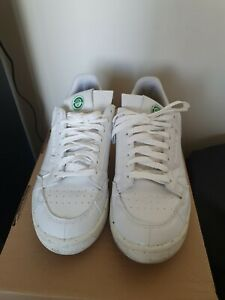 Adidas Originals Clean Classics Sustainable Continental Shoes, SIze 6.5, WHITE