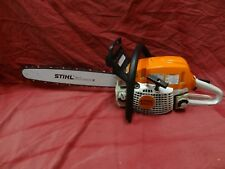 "STIHL MS271 GAS-POWERED 20"" BAR CHAIN SAW ~"