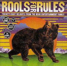 ROOLS FOR RULES = Kotey/Terje/Lindstrom/Altz/Lexx/Idjut...=2CD= groovesDELUXE!