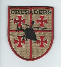 "C TROOP 1-17th CAV ""CRUSADERS""  patch"