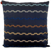 MISSONI HOME PILLOW COVER EMBROIDERED LORENA 503 100% COTTON SATEEN 16x16""
