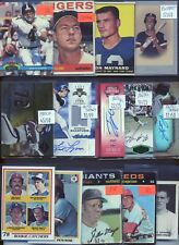 HUGE INVENTORY CLEARANCE ROOKIE VINTAGE JERSEY INSERT SPORTS CARD COLLECTION LOT